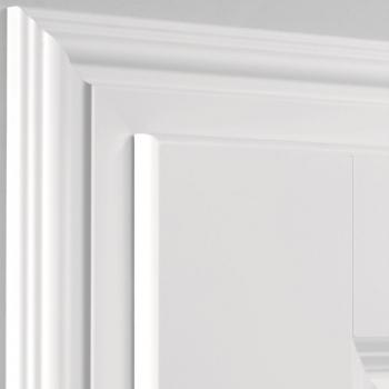 Innentüren weiß mit zarge  Haus der Türen - Auswahl die begeistert - HdT24 Zarge CPL Weiß ...